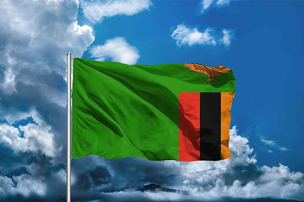 What Do the Colors and Symbols of the Flag of Zambia Mean?