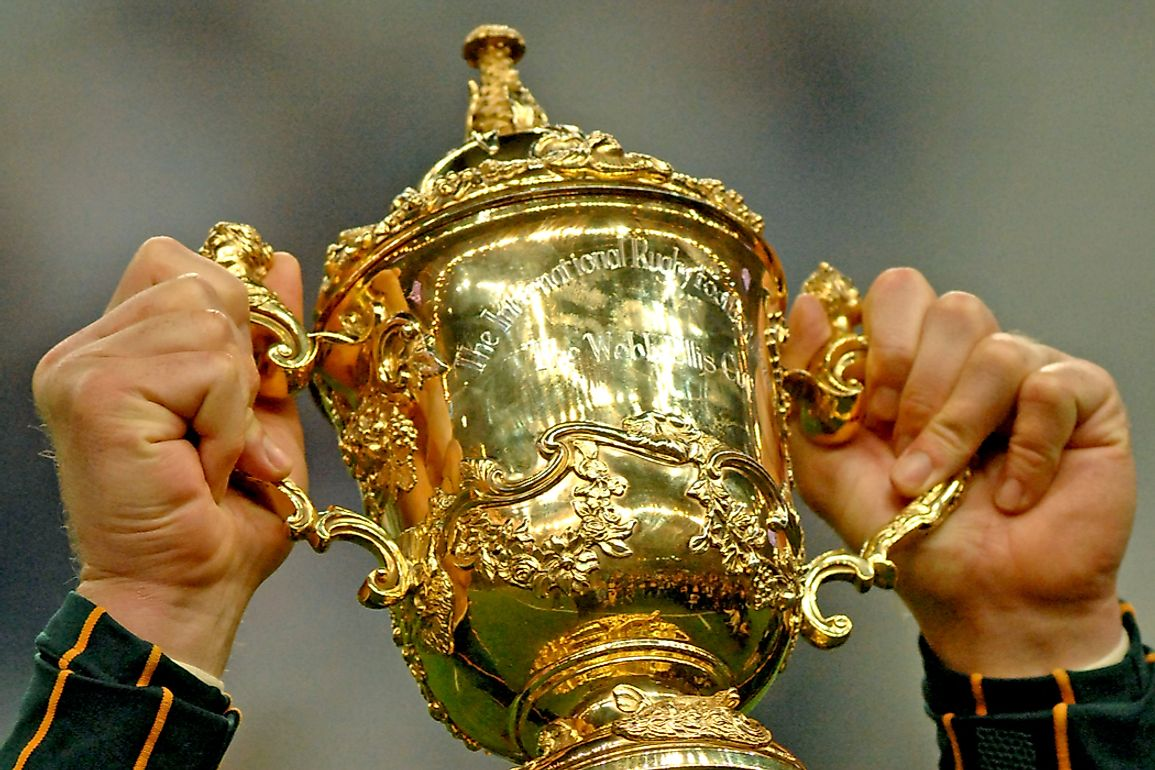 What is the Rugby World Cup?