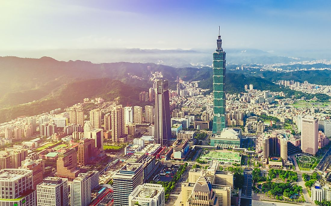 What Is The Capital Of Taiwan?