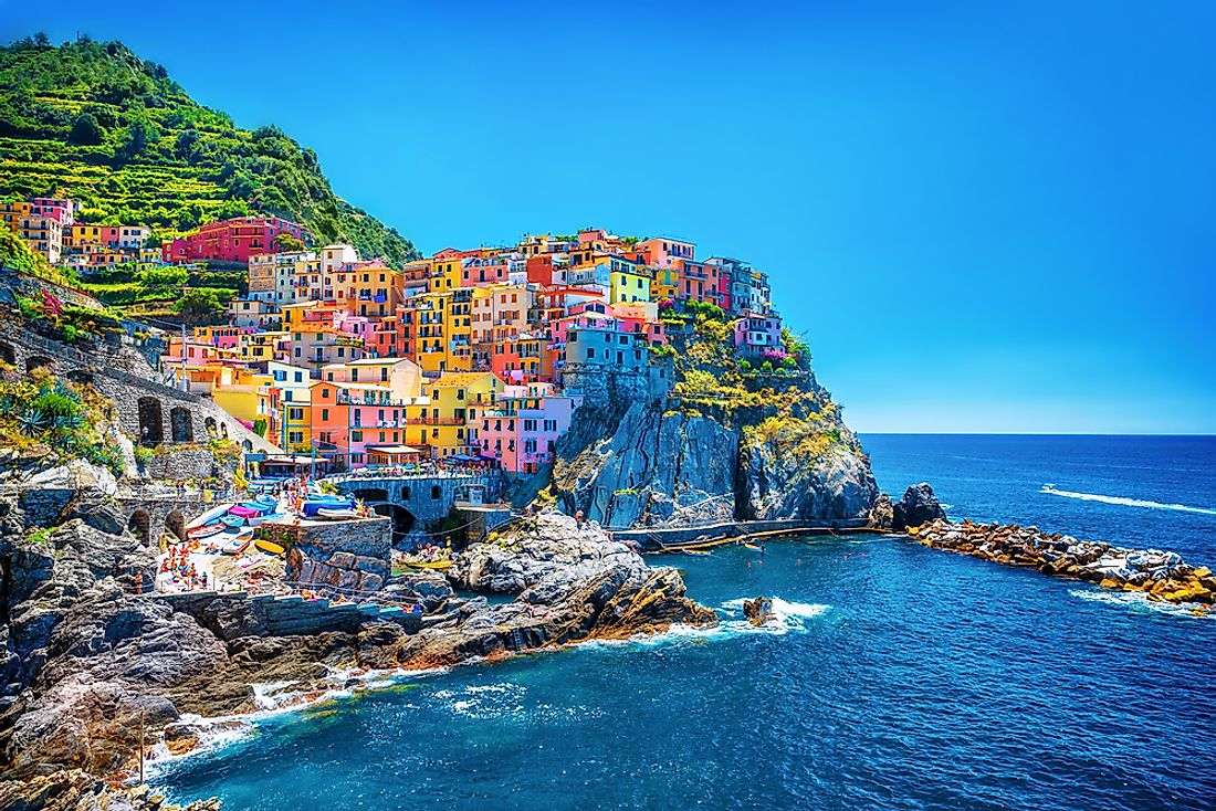 Where Is The Italian Riviera?