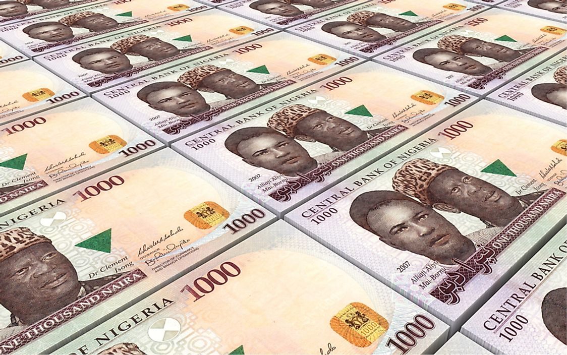 What is the Currency of Nigeria?