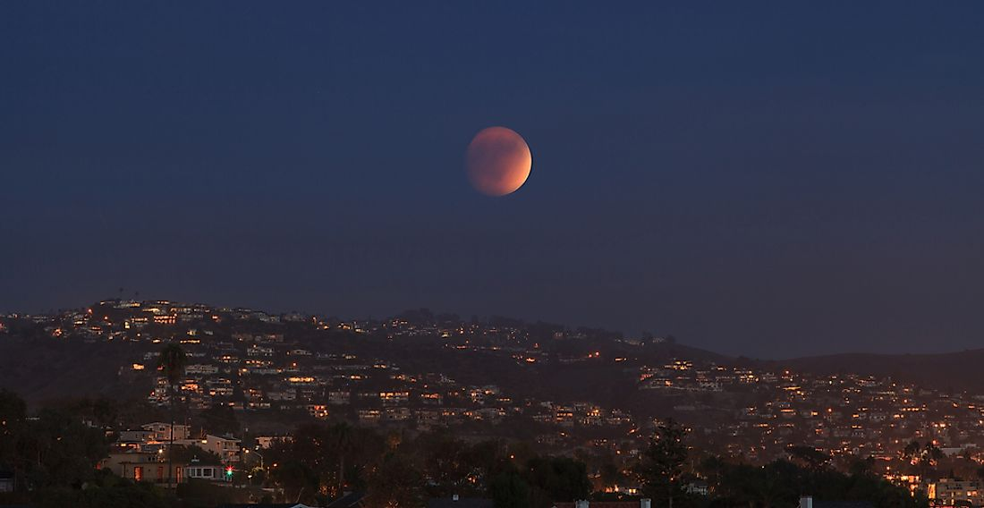 What is the Blood Moon Prophecy?