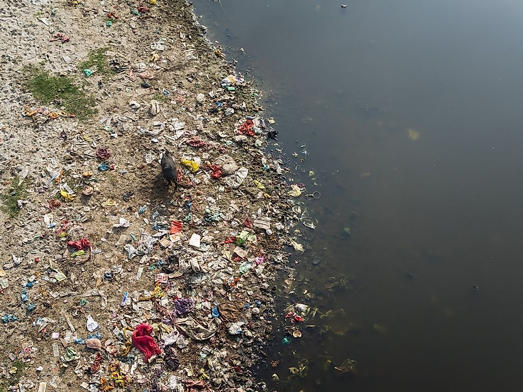 The Most Polluted River In The World: The Citarum River