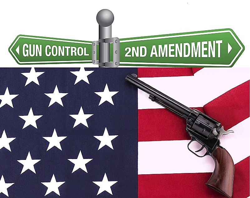 What Does The Second Amendment To The U.S. Constitution Say?