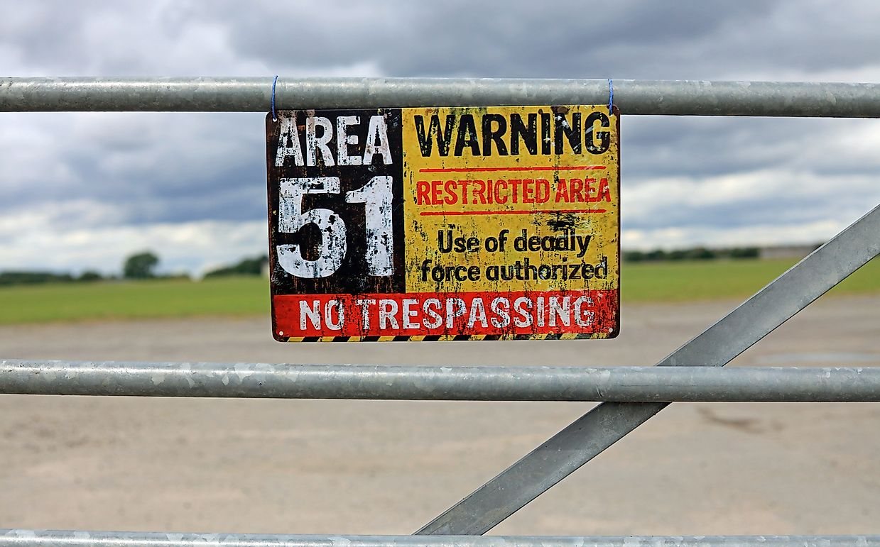 The Area 51 Raid That Never Happened