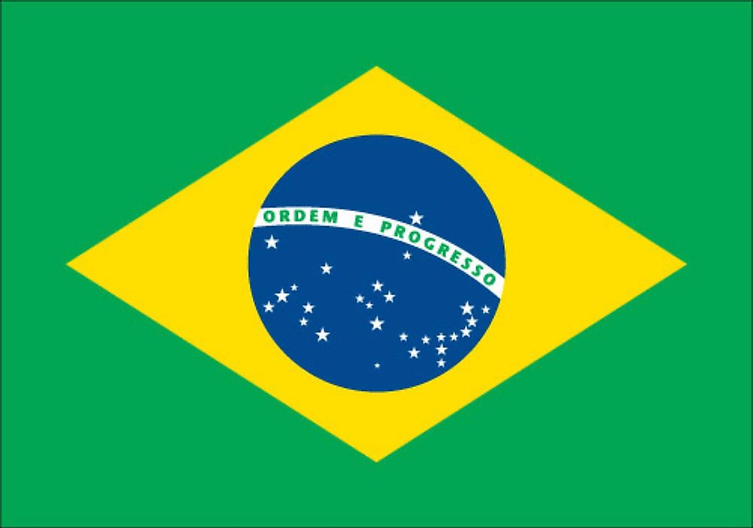 What Do the Colors and Symbols of the Flag of Brazil Mean?