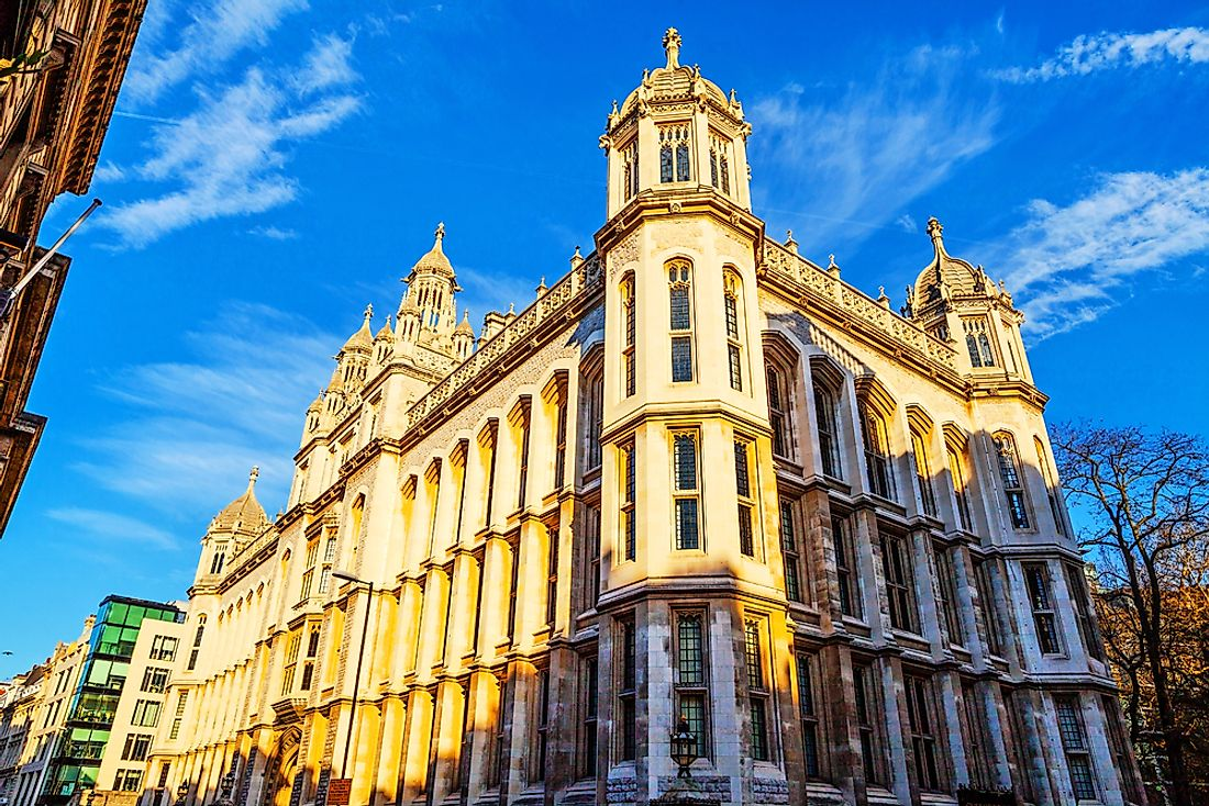 King's College London - Educational Institutions Around the World