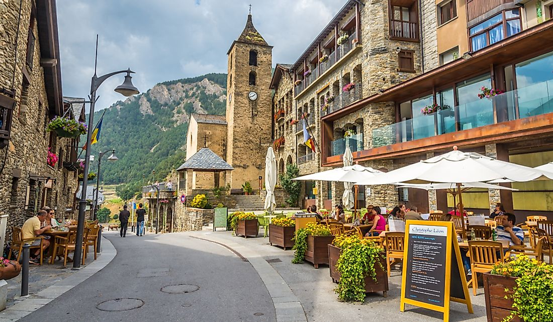 What Are The Biggest Industries In Andorra?