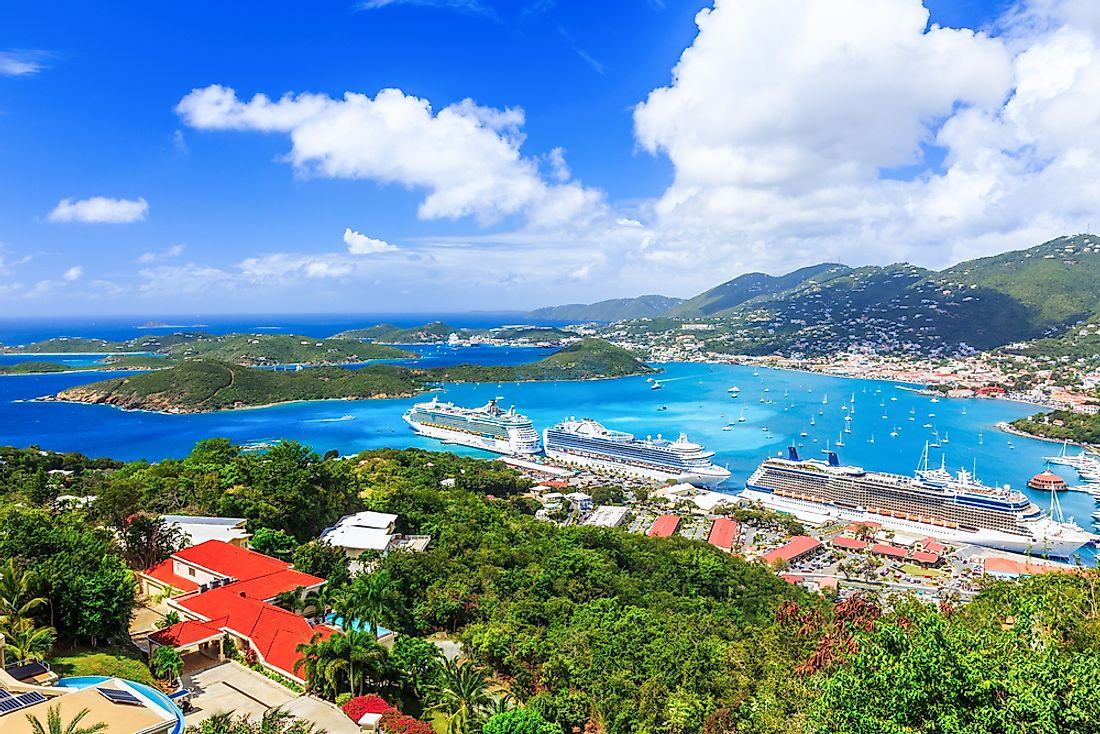 What Is The Capital Of The U.S. Virgin Islands?