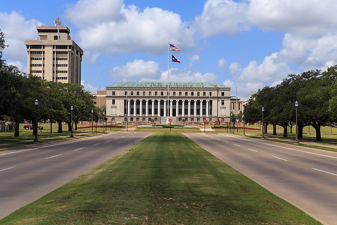 The Biggest Universities in Texas