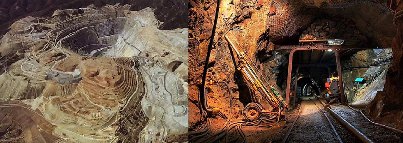 Deepest Mines In The World