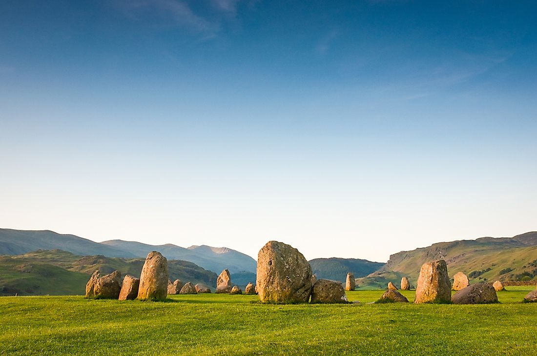 10 Amazing Stone Circles in the United Kingdom