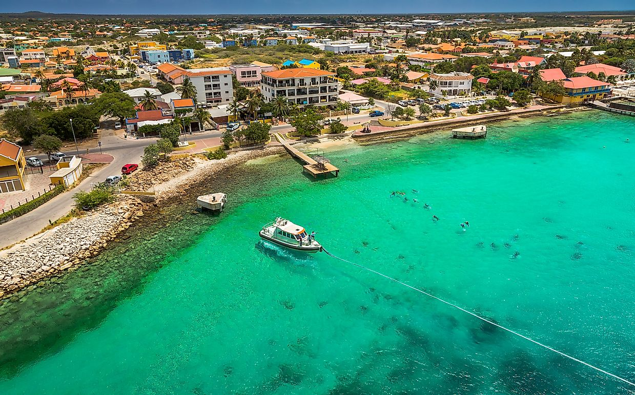 Is Bonaire In The Caribbean?
