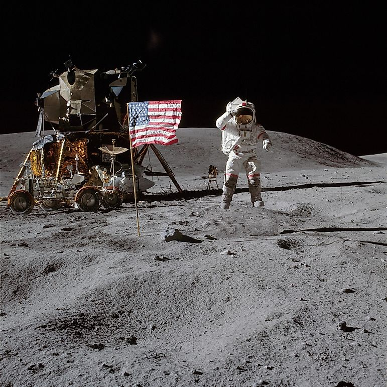 Why Hasn't There Been A Moon Landing Since 1972?