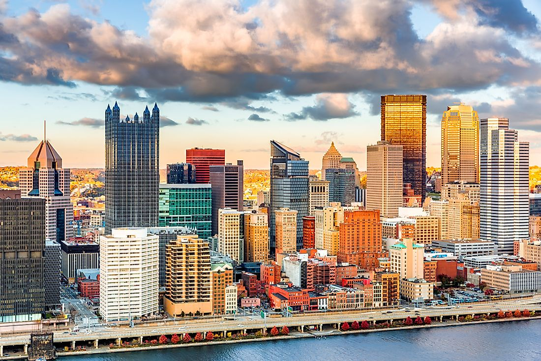 Tallest Buildings in Pittsburgh