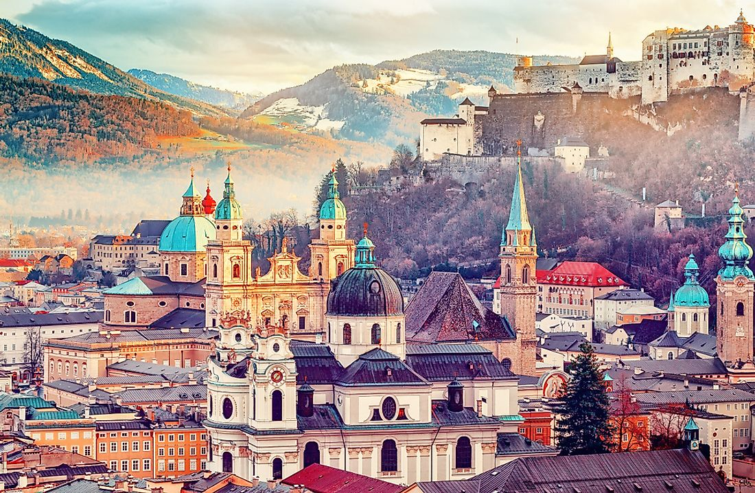 The 10 Most Interesting Facts About Austria