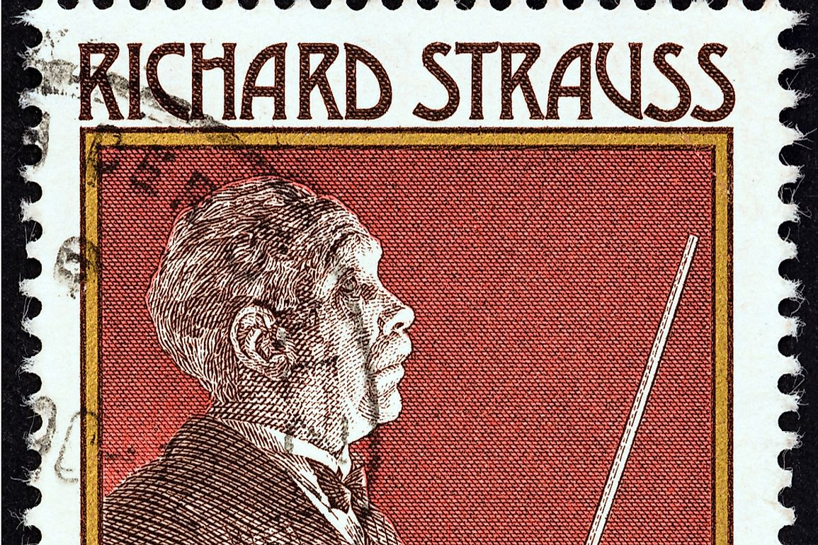 Richard Strauss - Famous Composers in History