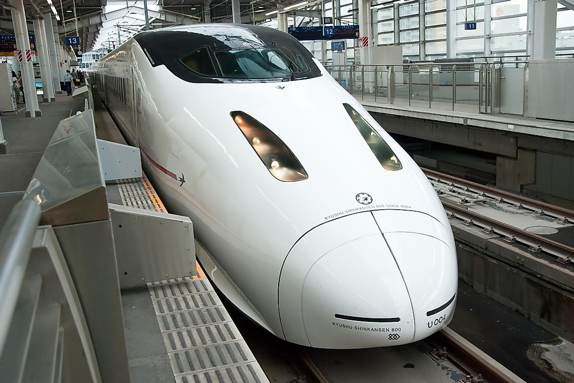 Is High-Speed Rail Finally Happening In The US