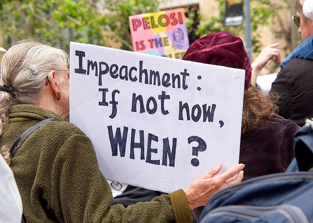 What is an Impeachment Inquiry?