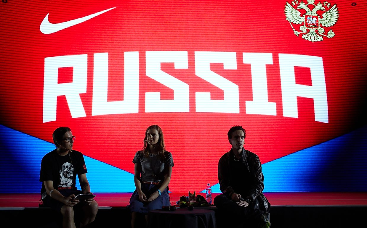 Russia to appeal against four-year doping ban from major sporting events