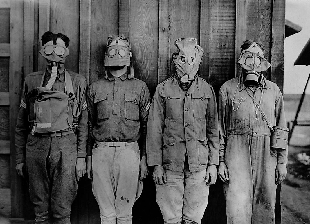 Who Invented the Gas Mask?