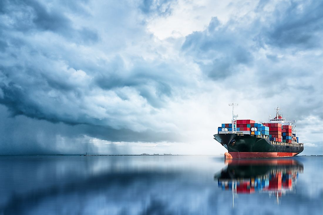 What is the Environmental Impact of Shipping?