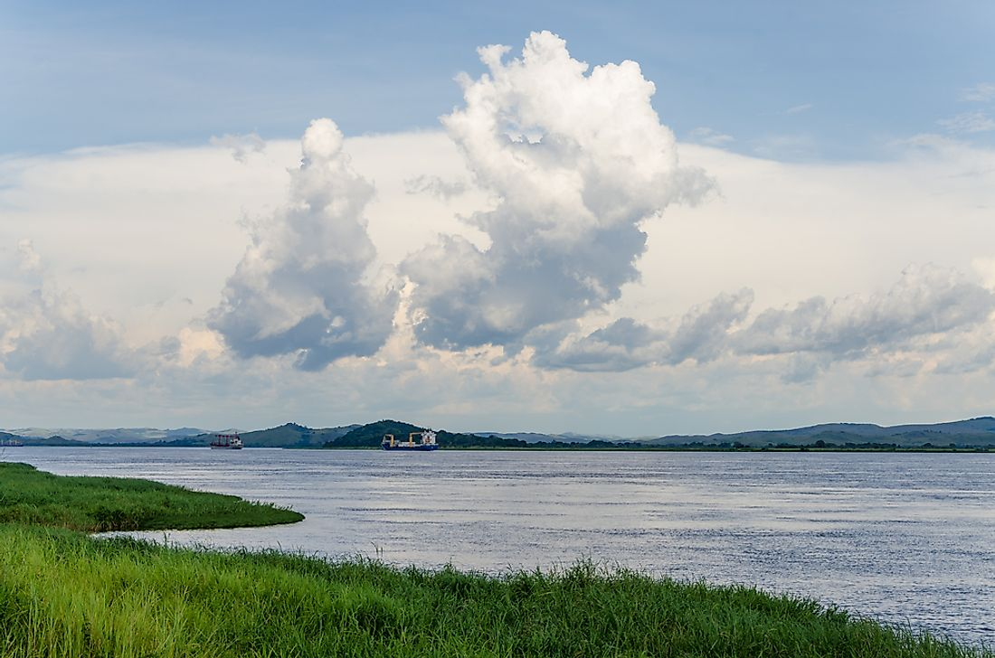 What Is The Source Of The Congo River?