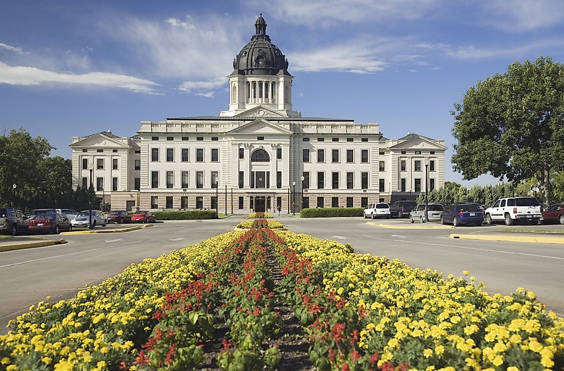 What Is the Capital of South Dakota?