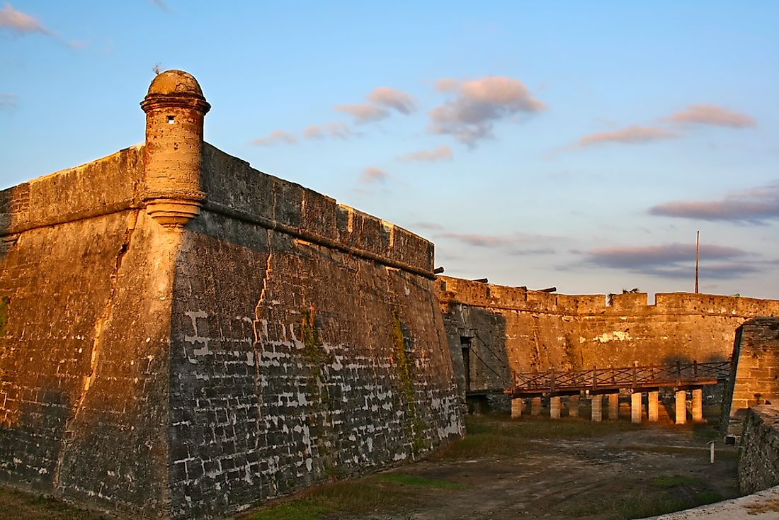 What and Where Is the Castillo de San Marcos?