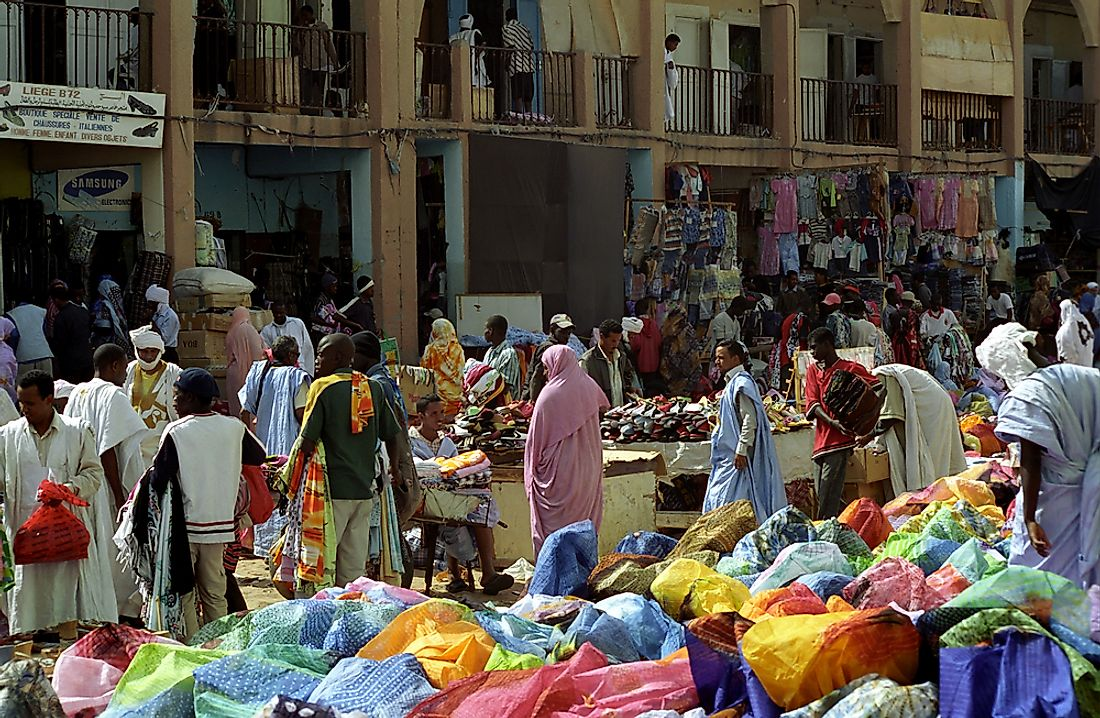 What Is The Ethnic Composition Of Mauritania?