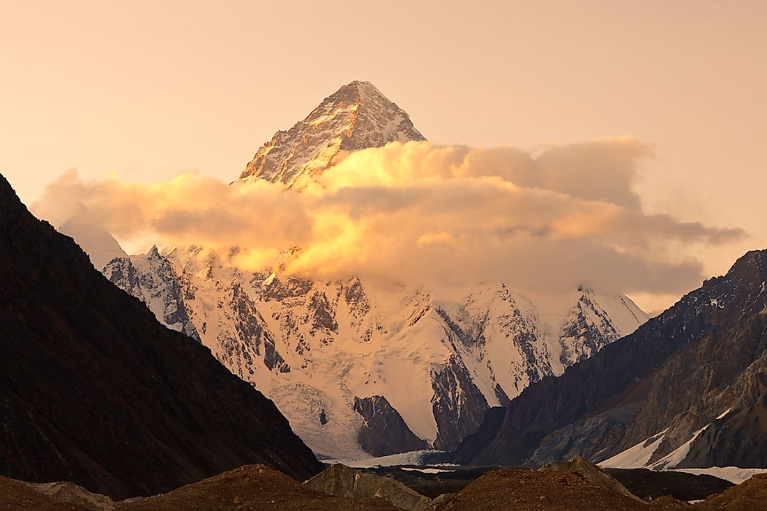 The Deadliest Disasters On Mount K2