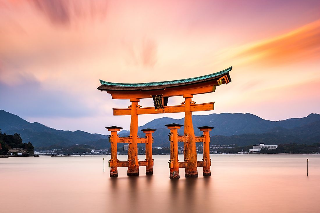 Japan's 20 Most Beautiful Shrines
