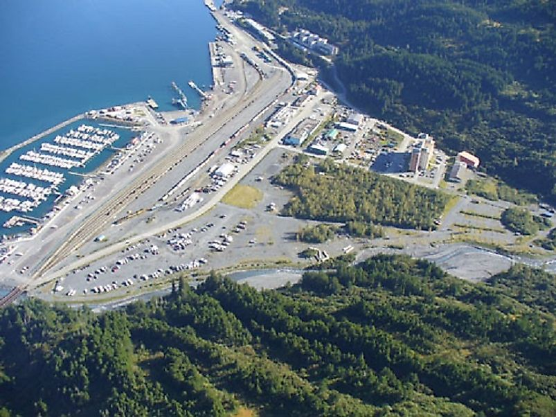 Have You Heard Of Whittier, Alaska, The City Under One Roof?