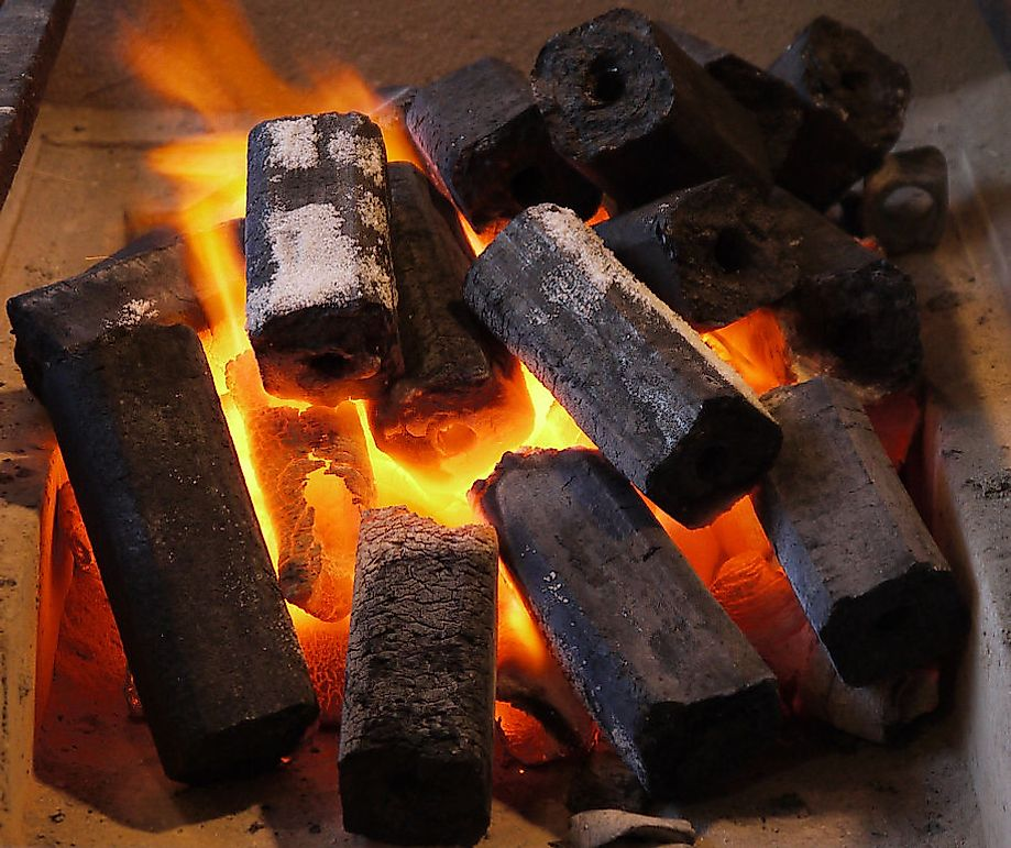 Top 10 Wood Charcoal Producing Countries