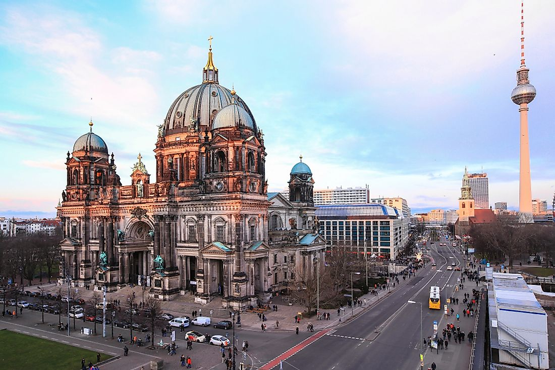 How Did Berlin, Germany Get Its Name?