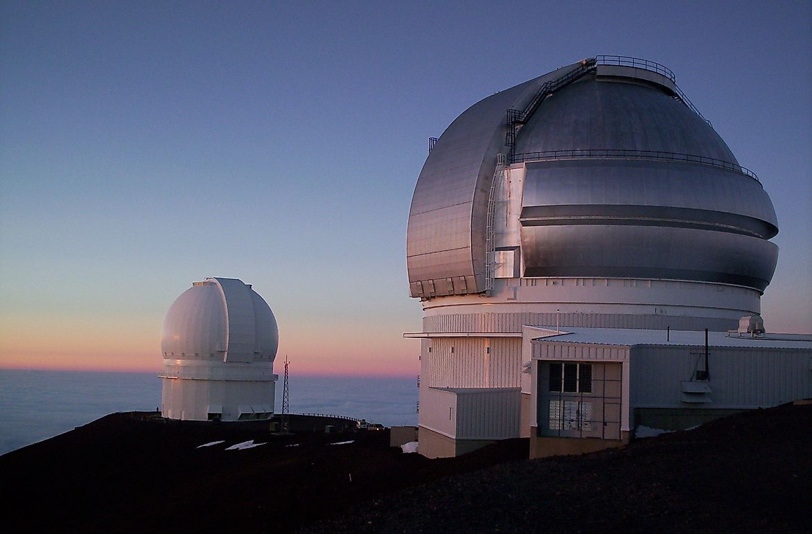 Mauna Kea Observatories, Hawaii - Unique Places around the World