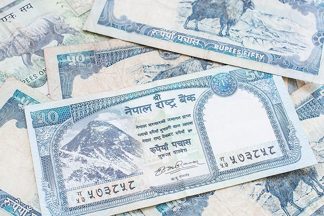 What is the Currency of Nepal?