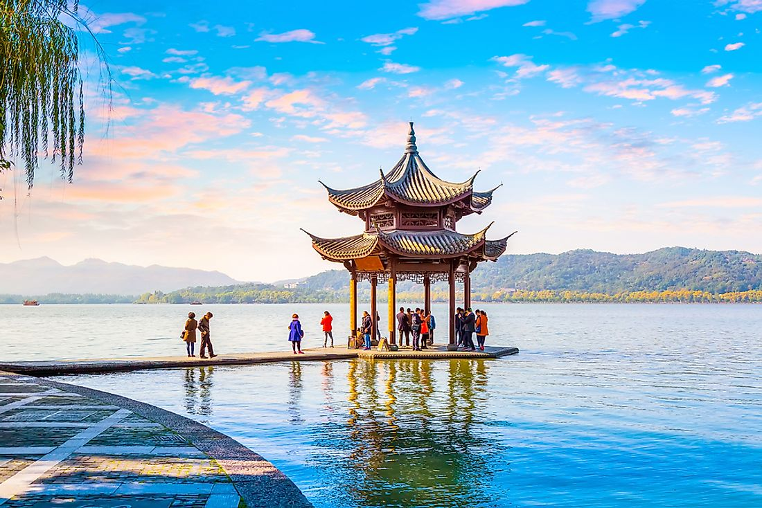 Hangzhou – The Capital Of Zhejiang Province