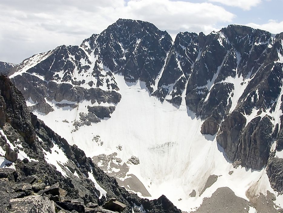 The Highest Peaks in Montana