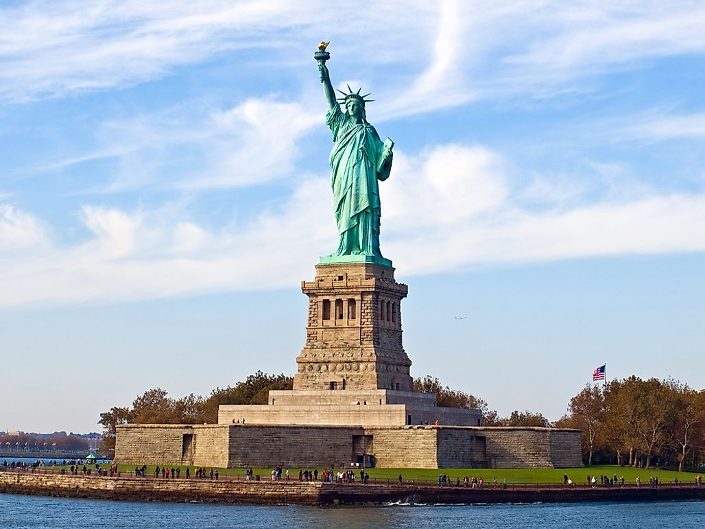 Which Country Gave America the Statue of Liberty?