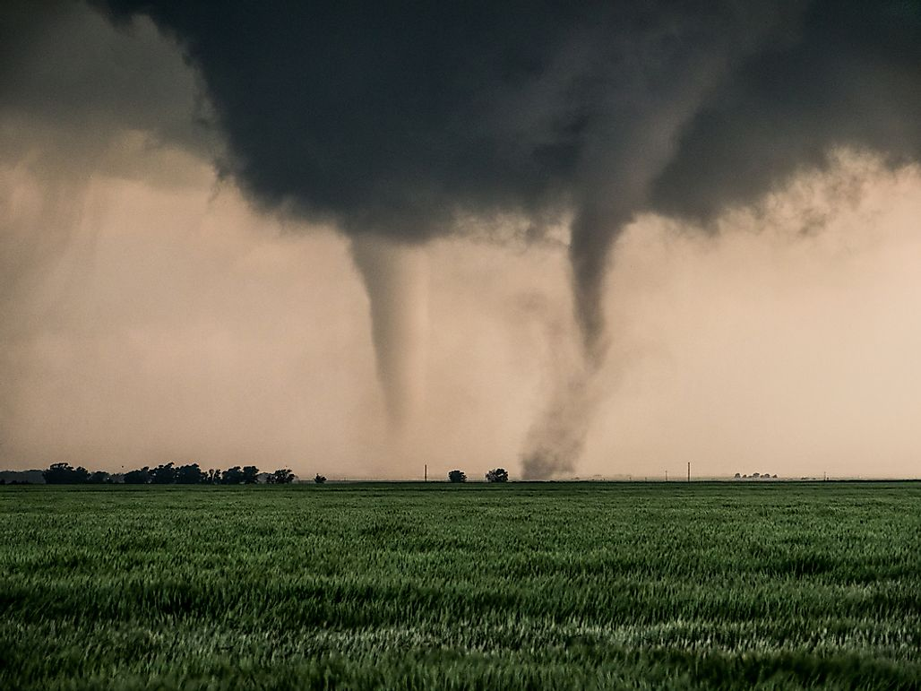 When Was the Largest Tornado?