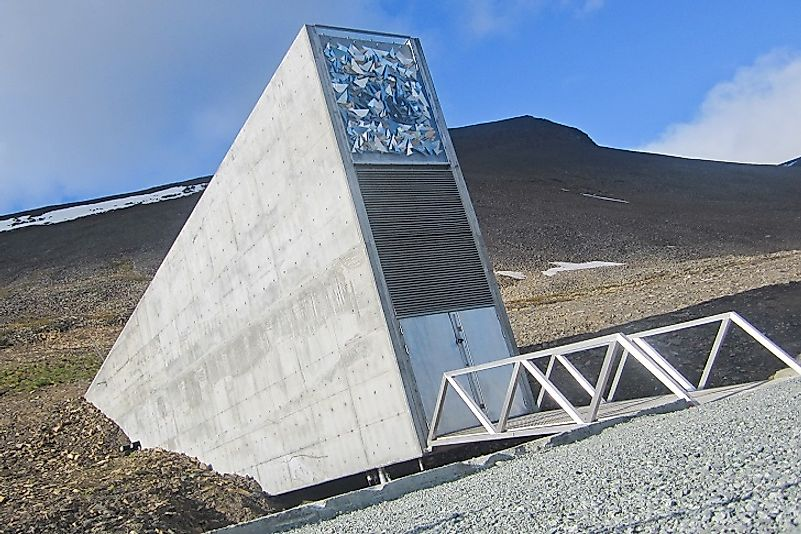 What Is The Svalbard Global Seed Vault?