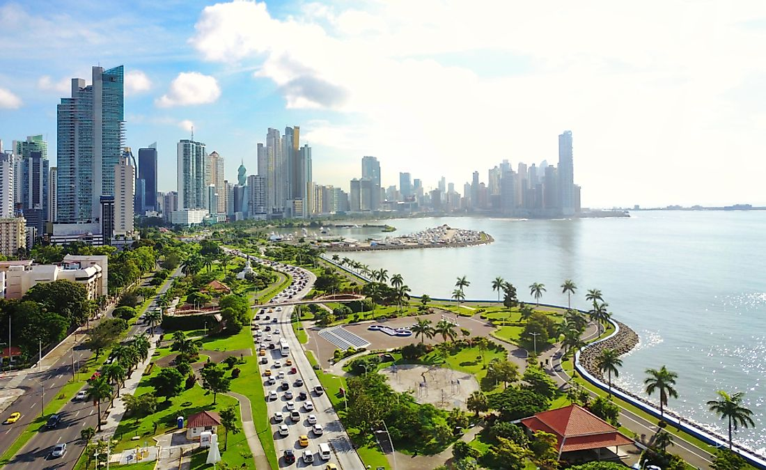 What Is The Capital Of Panama?