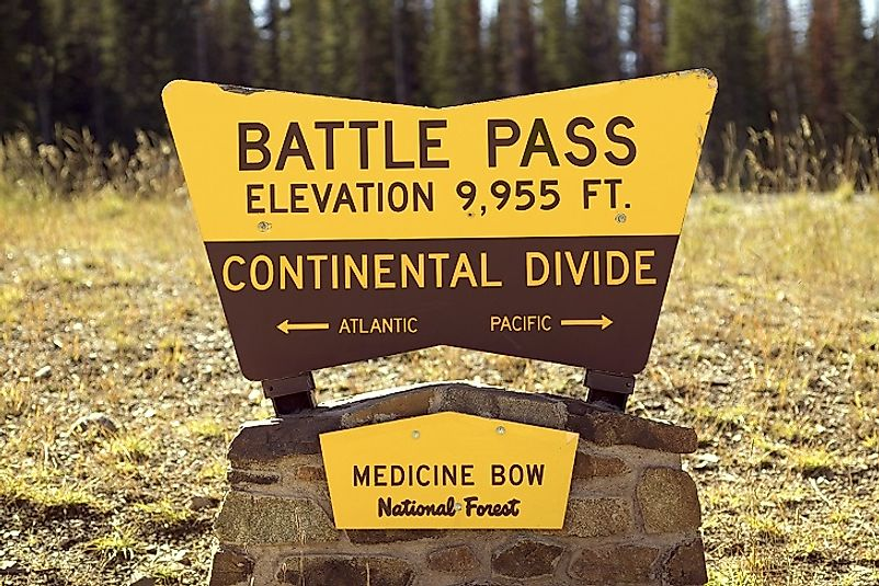 What Is The Great American Continental Divide?
