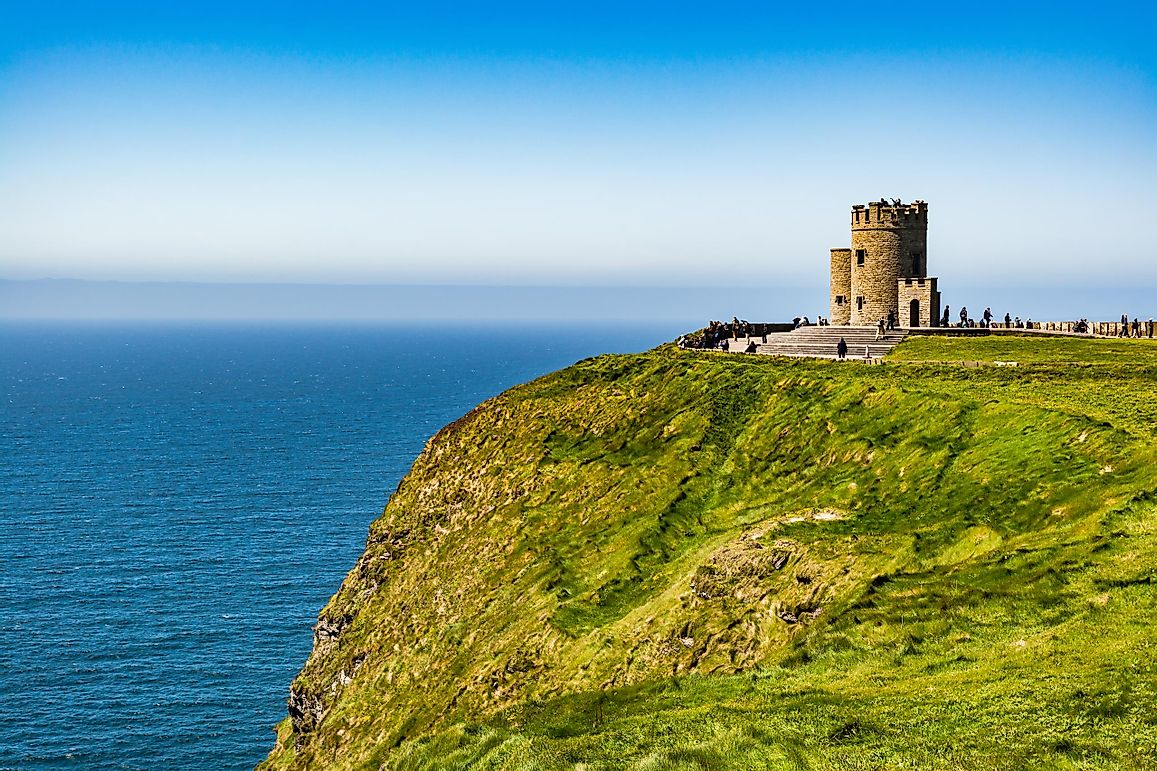 10 Things Every Tourist Must Go See When In Ireland