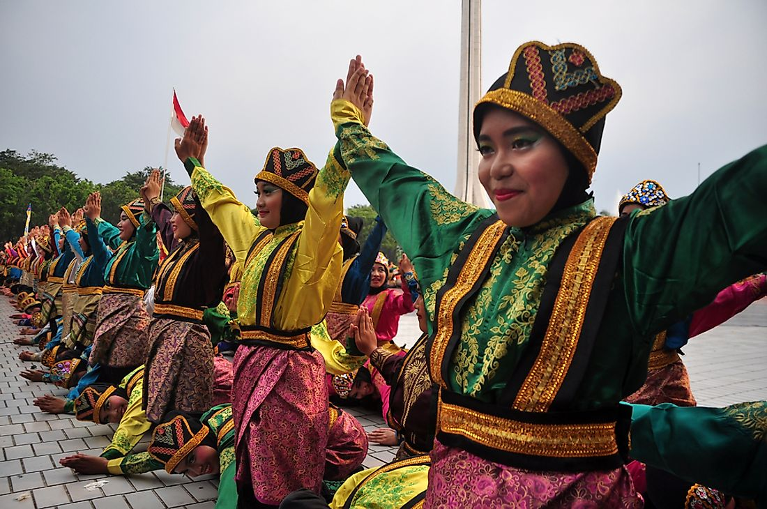 UNESCO-Recognized Elements Of Intangible Cultural Heritage Of Indonesia