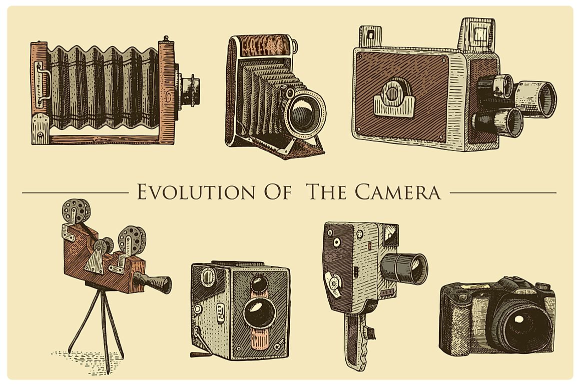 Who Invented the First Camera?