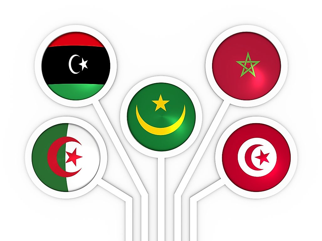 What Is The Arab Maghreb Union?