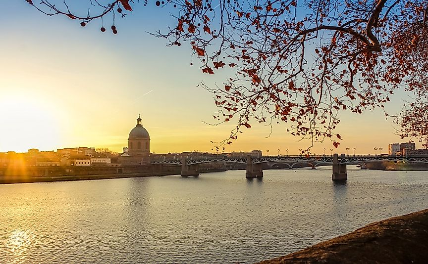 Garonne River - Natural Wonders Of Europe