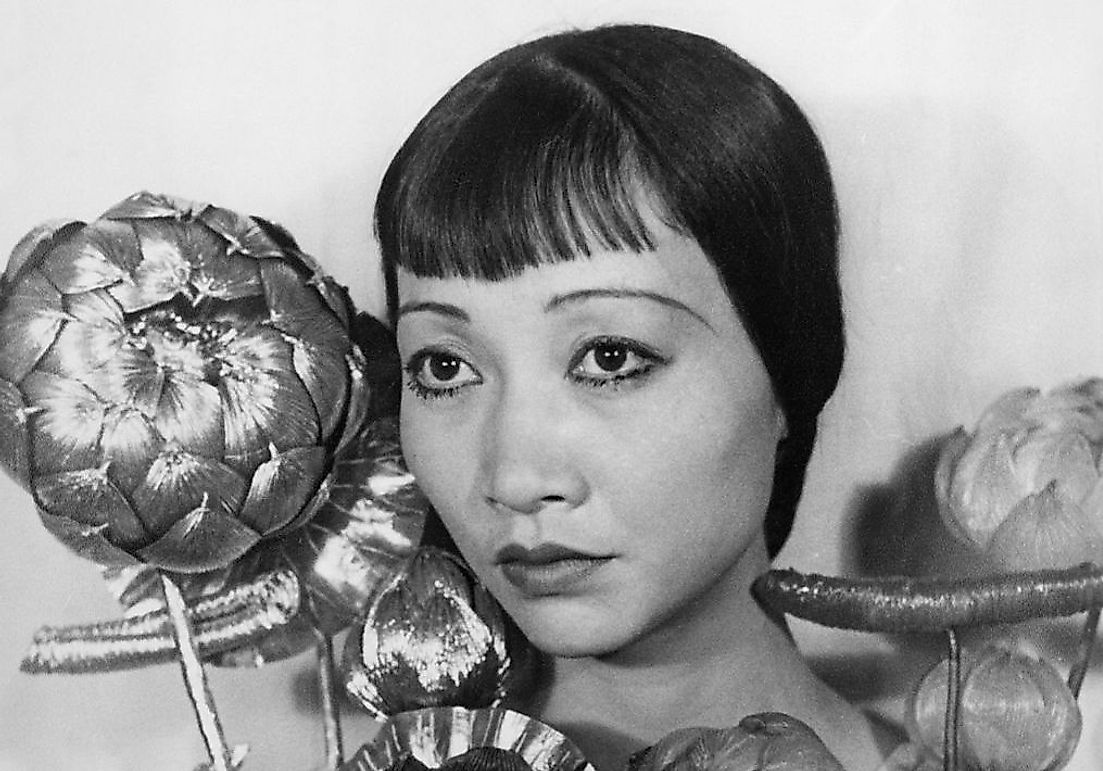 Anna May Wong, the First Chinese-American Movie Star